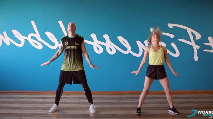 Dancehall-Fitness mit Dave&Vika