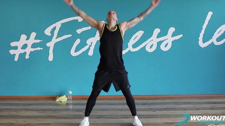 Dancehall-Fitness mit Dave White