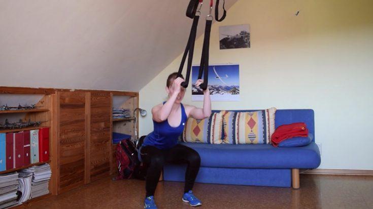 TRX® Workout mit Saskia